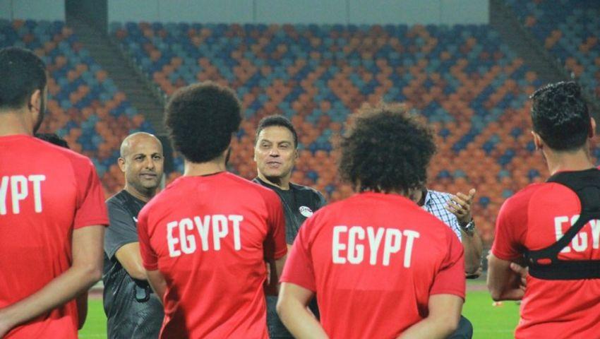 التشكيل المتوقع للمنتخب المصري أمام بوتسوانا