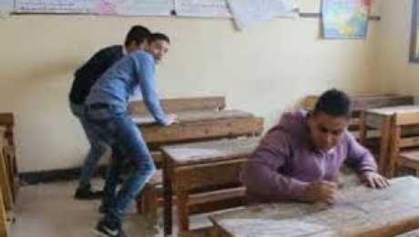 في 10 نقاط.. خطة التعليم للسيطرة على لجان الشغب بامتحانات الثانوية العامة