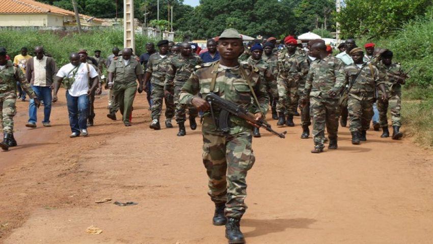آلاف المحتجين في غينيا بيساو لمطالبة الرئيس بالتنحي