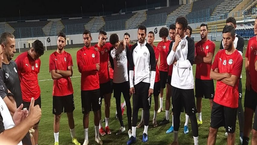 استعدادًا لأمم أفريقيا.. شوقي غريب يعلن قائمة المنتخب الأولمبي