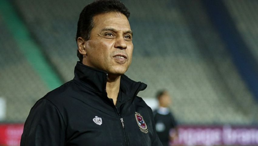 إنفوجراف   تشكيل المنتخب المصري بقيادة حسام البدري