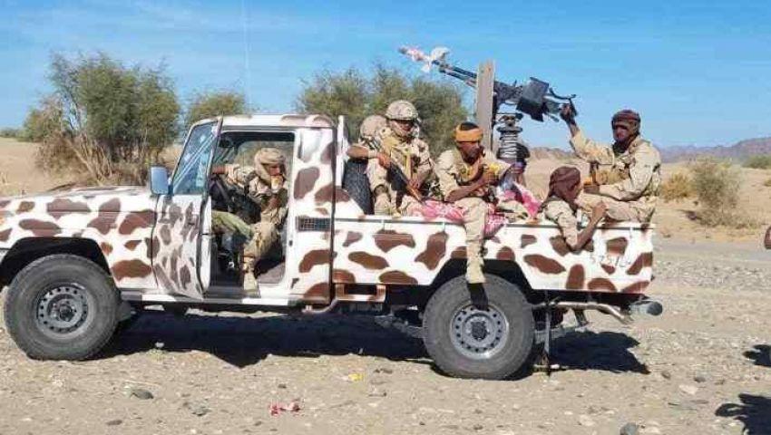 في محافظة شبوة| الجبال البيضاء.. عملية عسكرية للمقاومة ضد الحوثي والقاعدة