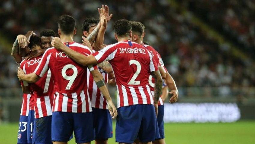 فيليكس يقود أتلتيكو مدريد لفوز ودي على يوفنتوس