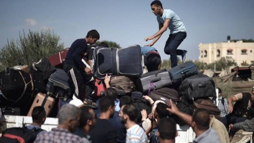تهجير أهل غزة.. تعرف على خطة الاحتلال الإسرائيلي لتفريغ الأرض «طواعية» ؟