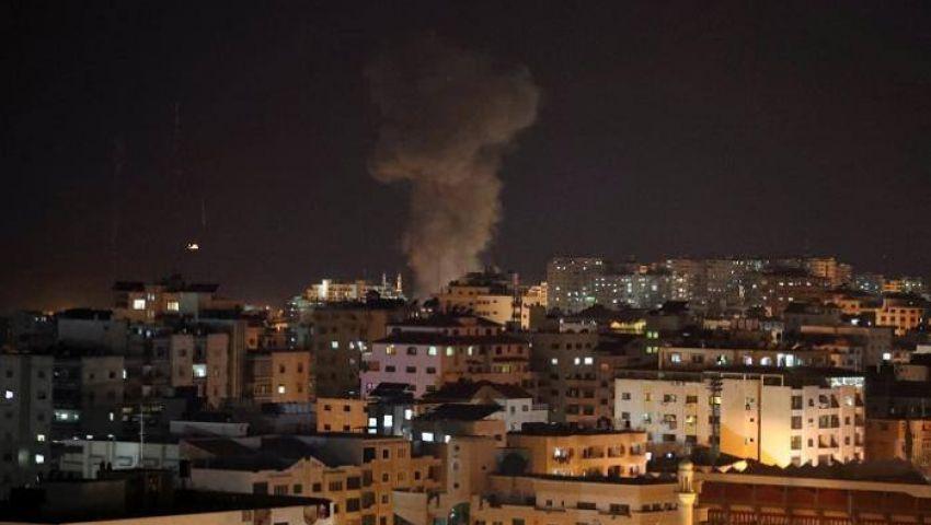 الأوضاع في غزة.. صواريخ المقاومة تحرق مستوطنات إسرائيلية.. و«قبة الاحتلال» تعترض