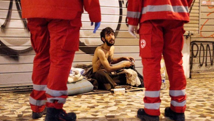 صور | ماذا عن المشردين ومن لا مأوى لهم في زمن كورونا؟