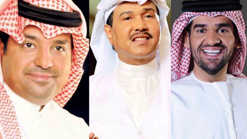بهؤلاء النجوم.. السعودية تحتفل باليوم الوطني