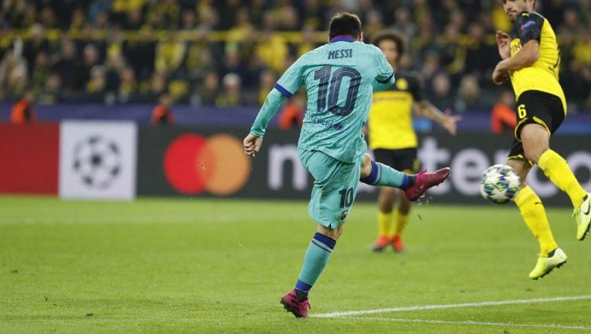 برشلونة يعلن عن حجم إصابة نجم الفريق أمام دورتموند