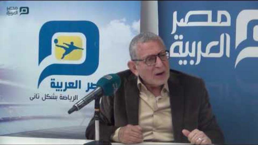 خاص بالفيديو  عدلي القيعي: «كنت بحاول أقلد صالح سليم»