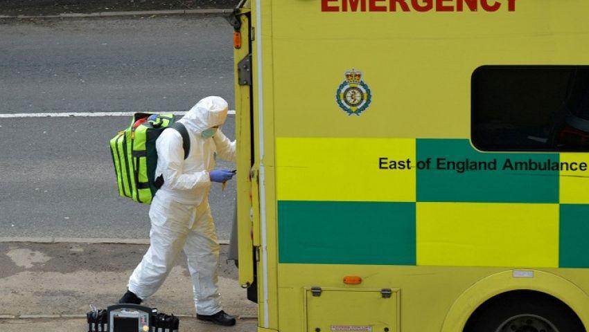 فيديو| الجائحة تدهس بريطانيا.. 5850 إصابة جديدة بكورونا خلال 24 ساعة
