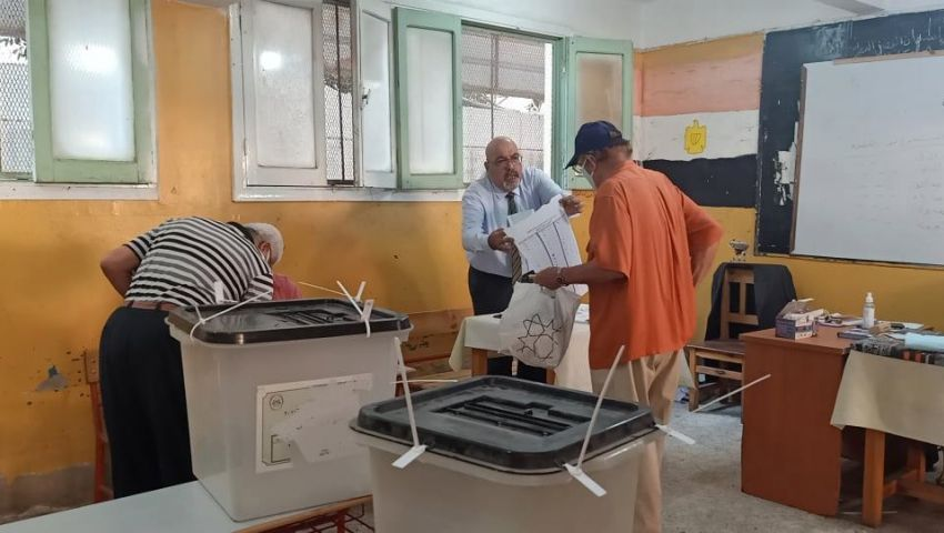 صور  6 مشاهد ترصد ملامح انتخابات النواب بالإسكندرية