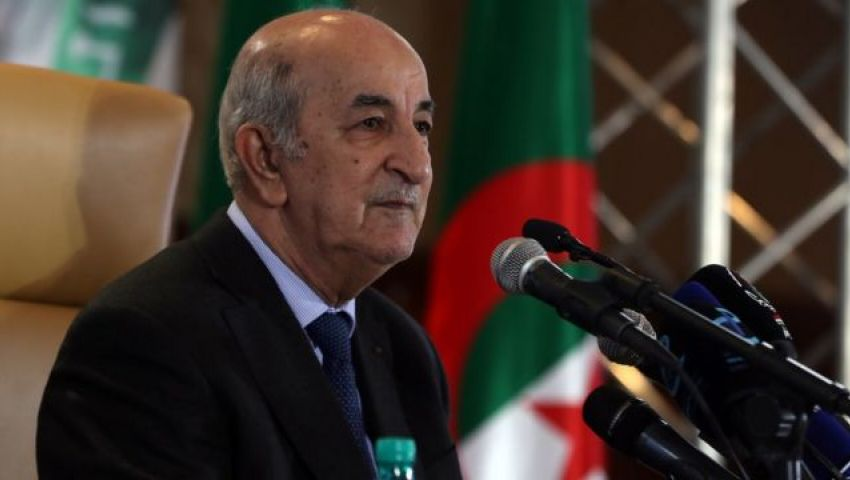 بعد دخوله حجر كورونا.. نقل الرئيس الجزائري إلى ألمانيا للعلاج