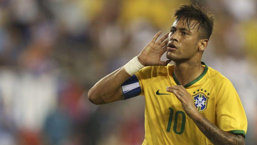 رسميا.. نيمار يعود لحمل شارة البرازيل