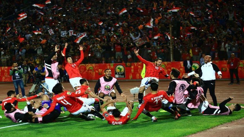 سيطرة مصرية على الجوائز الفردية لأمم أفريقيا