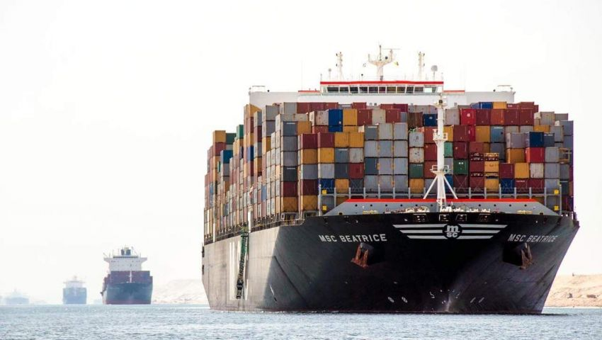 هل تأثرت حركة الملاحة البحرية بقناة السويس بسبب فيروس كورونا؟ الحكومة تجيب