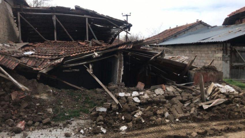 فيديو| زلزال بقوة 5.5 درجات يضرب «دنيزلي» التركية