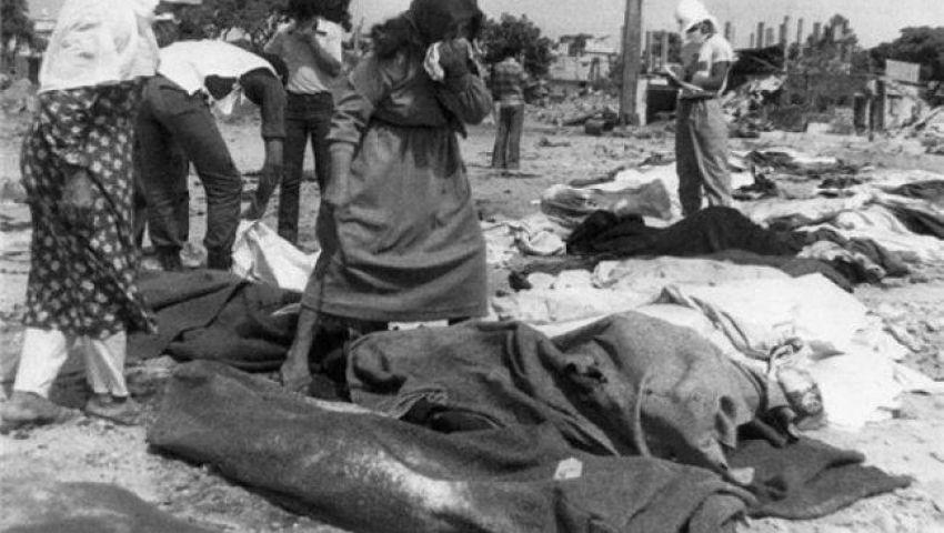 66 عامًا على مذبحة قبية فلسطين.. هكذا سالت الدماء في ظلام الليل