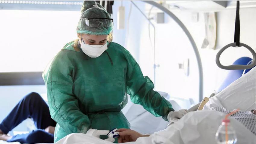 ارتفاع عدد وفيات كورونا في إسبانيا لـ 2696 شخصا