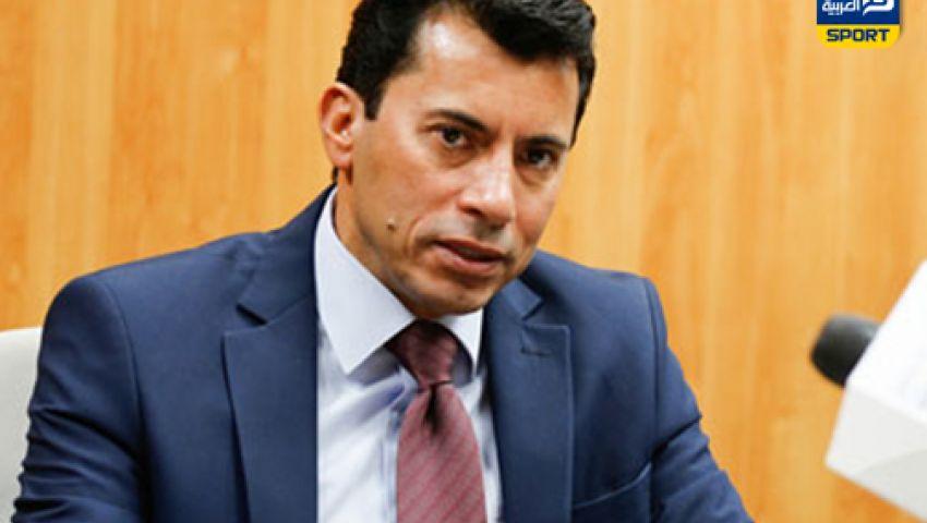 وزير الرياضة يرد على تصريحات «عامر» بشأن «إلغاء الدوري»