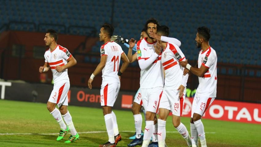 بث مباشر لمباراة الزمالك ضد إف سي مصر ببطولة كأس مصر