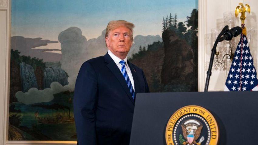 الرئيس الأمريكي في ورطة.. «ترامب» معرض للإدانة في 3 دقائق