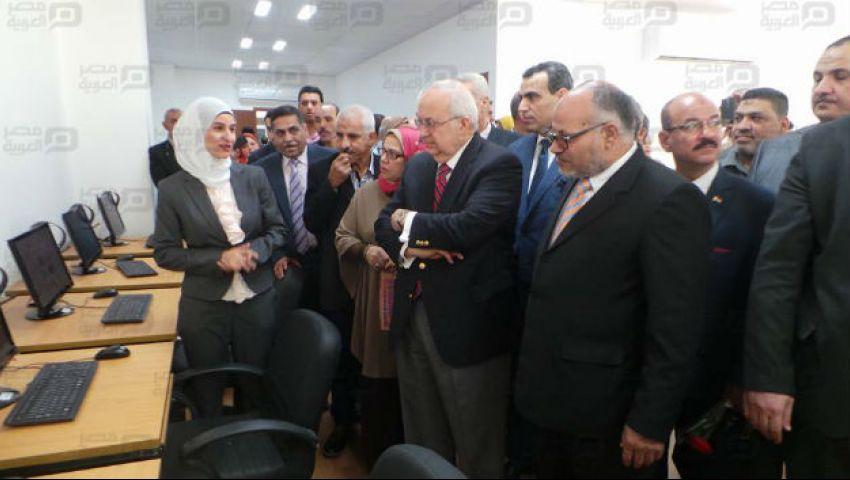 بالصور  سراج: جامعة الأزهر الـ 19 في إنشاء سفارة معرفة