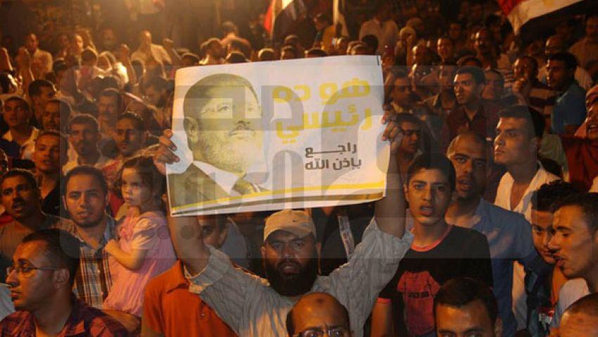 الإسماعيلية تشارك في الانقلاب هو الإرهاب بمسيرتين