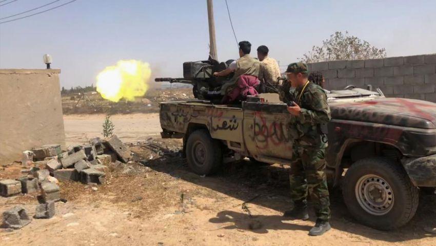 قوات حفتر تعلن ساعة الصفر لاقتحام طرابلس.. الجنرال يهاجم العاصمة