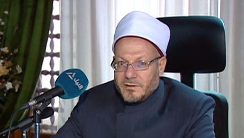 المفتي يطالب بردع العدوان على سيناء