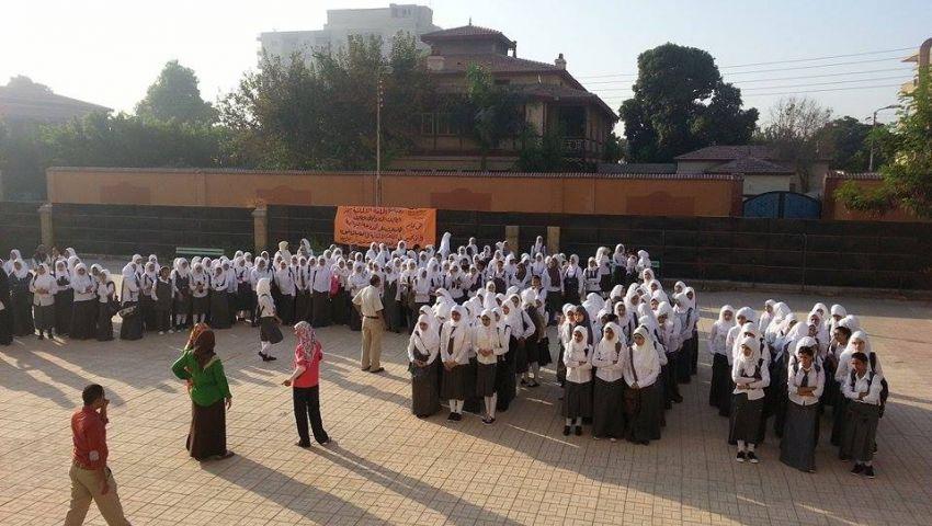 وكيل التعليم بالإسماعيلية: شرطة سرية لتأمين المدارس