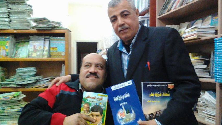 تعرف على الكاتب عبد الباسط البطل.. مصاب حريق محطة مصر