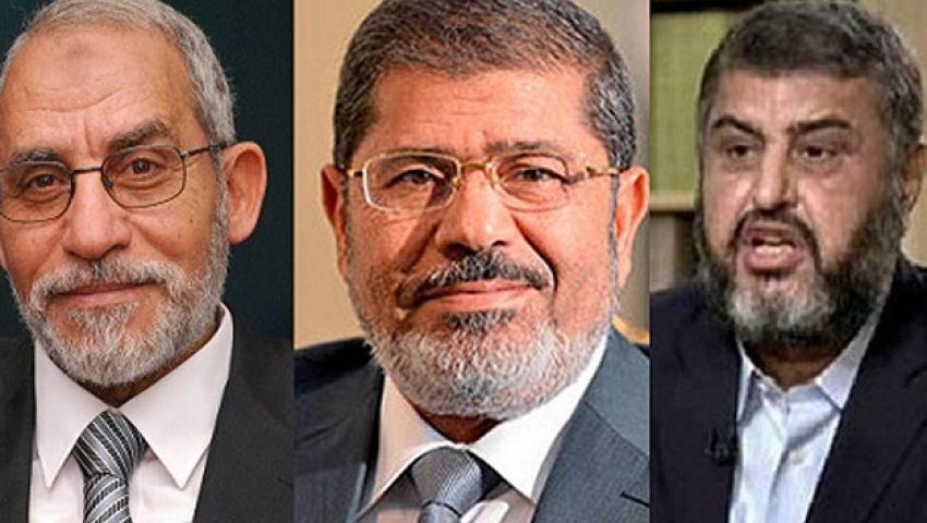 منع 115 قياديا بالإخوان من التصرف بأموالهم