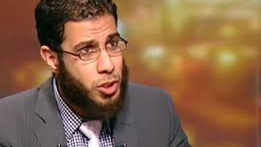بكار: المشروع الإسلامى سيسقط لو واجها إرادة الشعب