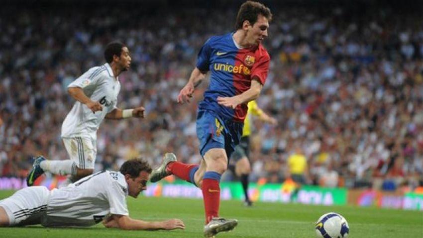 برشلونة يتفوق على الريال أخر 10 سنوات
