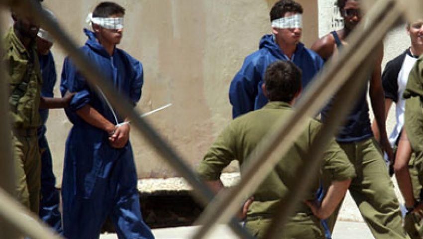 اعتصام في رام الله للتضامن مع الأسرى في السجون الإسرائيلية