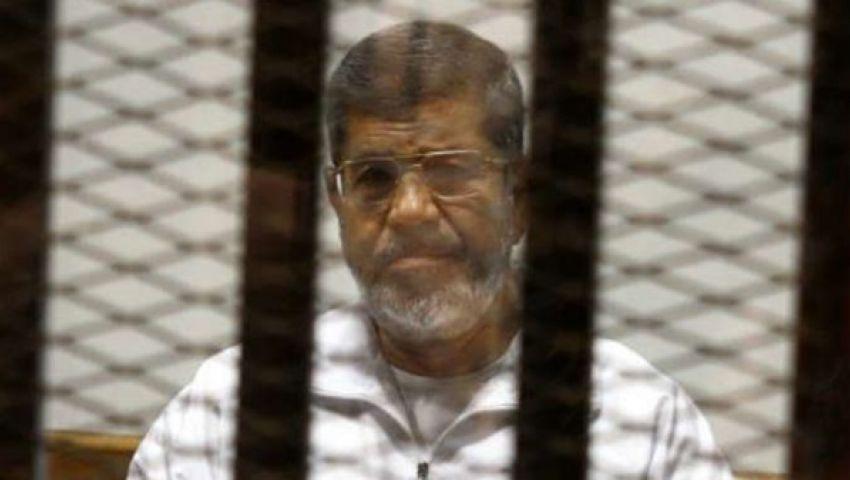 تأجيل محاكمة مرسى و130 آخرين بـالهروب لـ 1أكتوبر