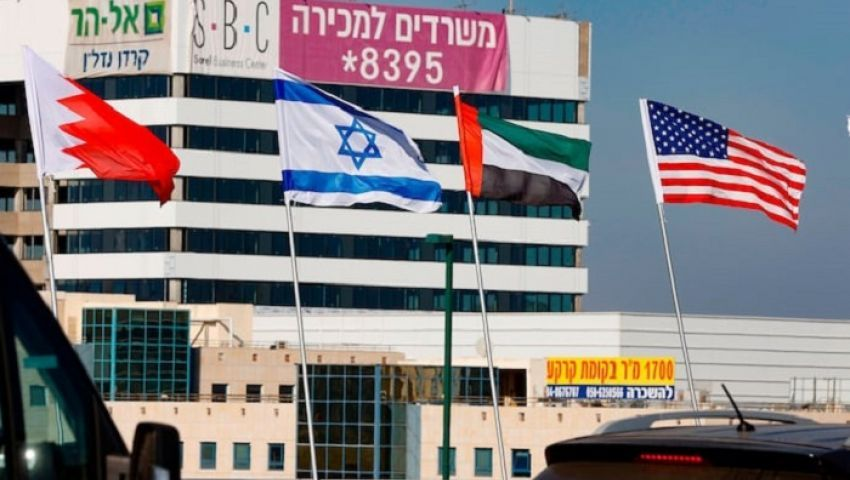 تطبيع الإمارات وإسرائيل.. الاقتصاد يسابق السياسة