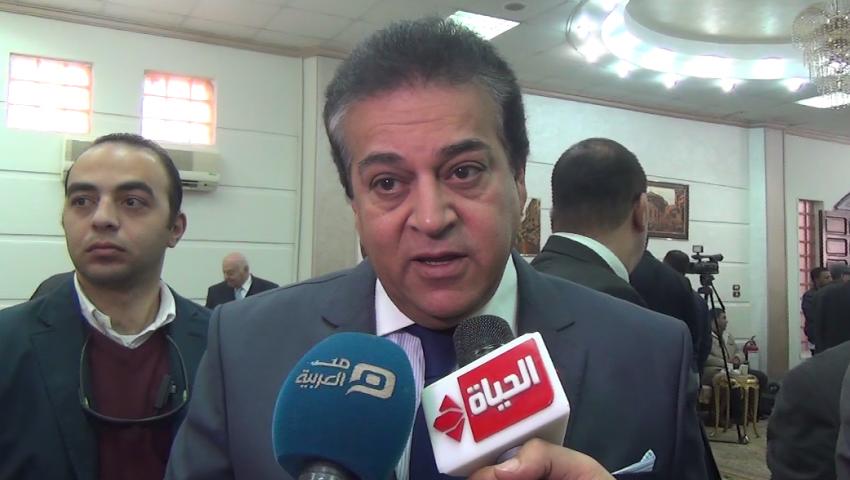 «التعليم العالي» تعلن دخول 3 جامعات مصرية في تصنيف التايمز العالمي