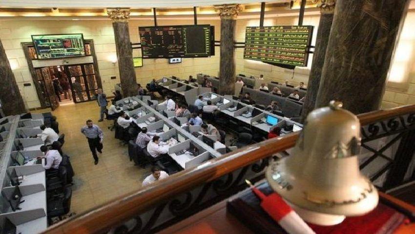 البورصة المصرية تغلق تعاملاتها بأرباح بلغت 1.2 مليار جنيه