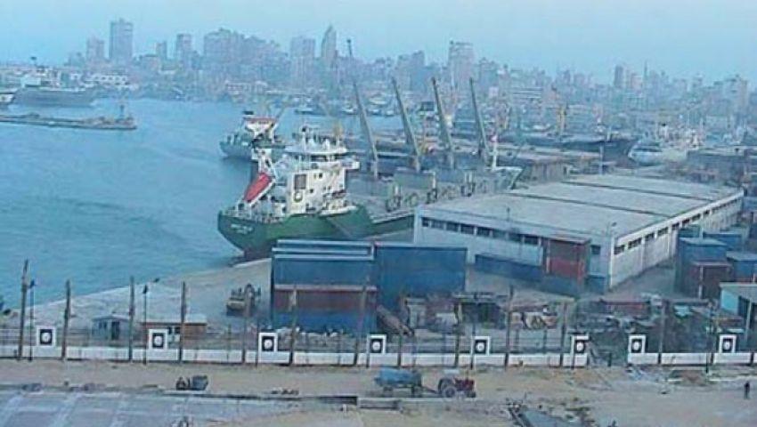 وصول 6400 طن بوتاجاز لميناء الزيتيـات