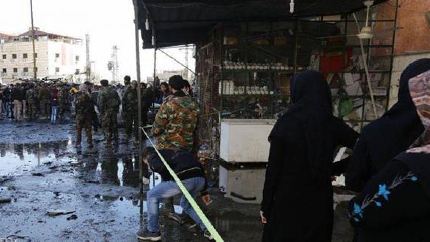 سوريا.. ارتفاع حصيلة قتلى تفجير الحسكة إلى 32 شخصاً