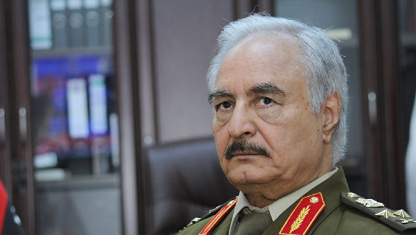 فيديو  بعد إطلاقه «تحرير طرابلس».. ماذا قالت روسيا لـ «حفتر»؟