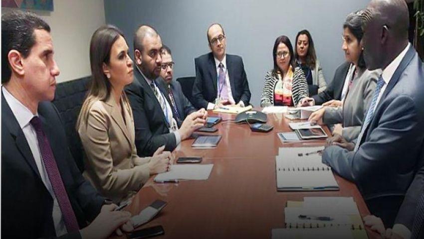 وزارة الاستثمار تتفق مع البنك الدولي على دعم تطوير قطاع النقل