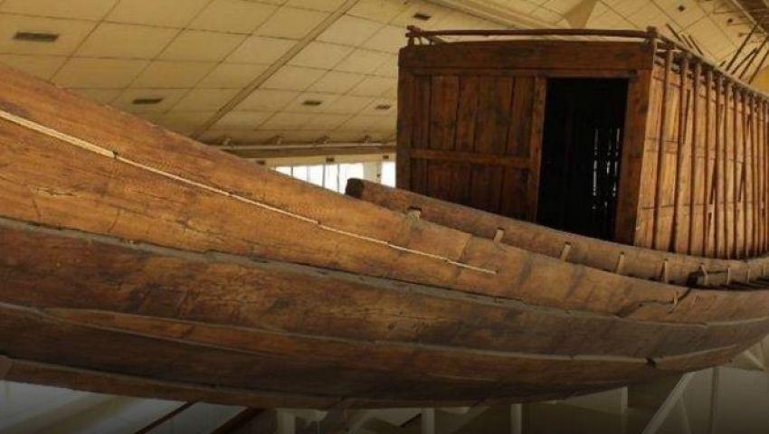 جوجل يحتفل بالذكرى الـ 65 لاكتشاف «سفينة خوفو».. فما قصتها؟