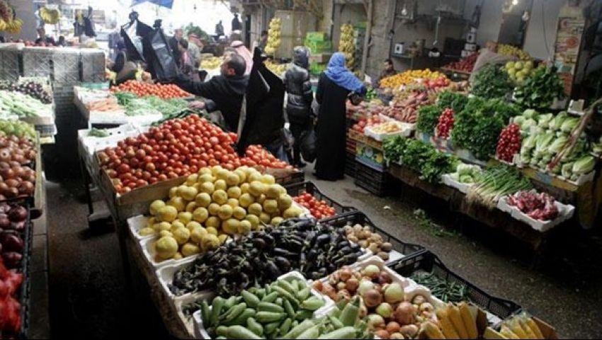 فيديو| أسعار الخضار والفاكهة واللحوم والأسماك الإثنين 28-10-2019
