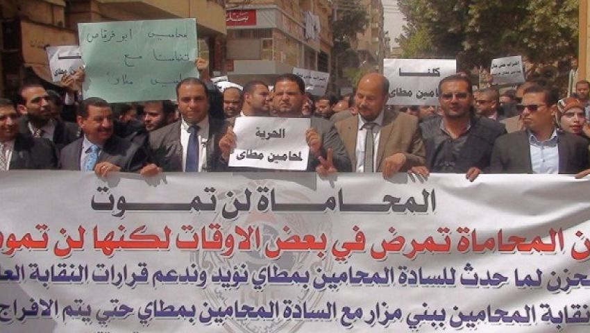 المنيا في أسبوع| إضراب محامين واحتفالات بالعيد الوطني