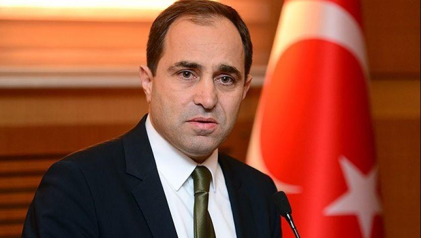 مستشار الخارجية التركية يلتقي مسؤولي الوطني الكردستاني بشمال العراق