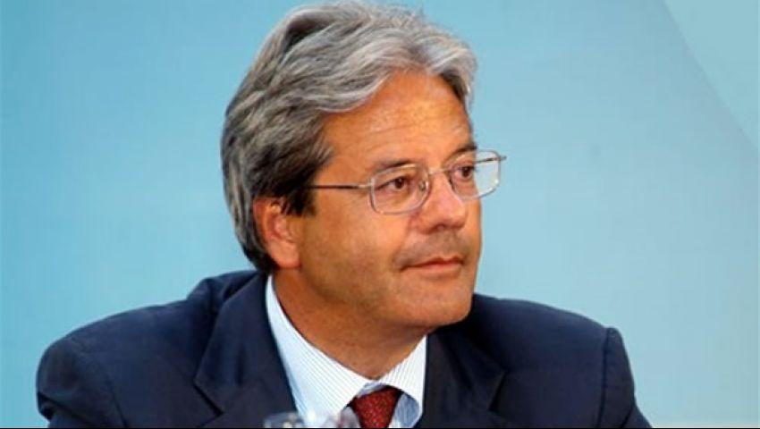 وزير الخارجية الإيطالي يعلن التزام بلاده بدعم تونس ولبنان