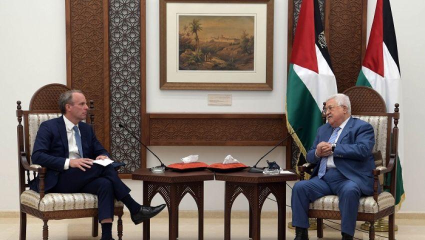 فيديو  عباس: تطبيع «إسرائيل» مع دول عربية لن يحقق السلام