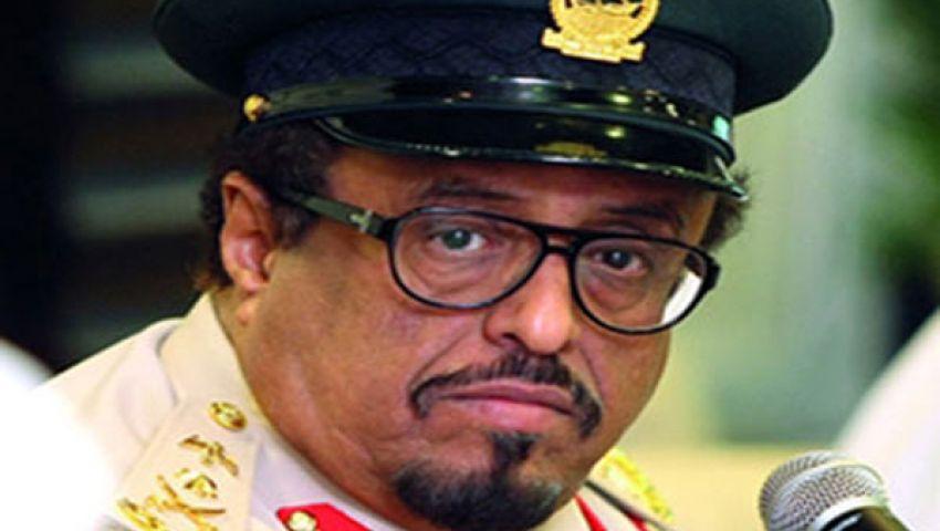 ضاحي خلفان يرفض التعليق على زيارة الوفد الإماراتي
